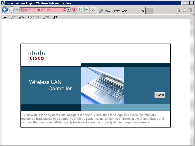 cisco-wlc-login-screen