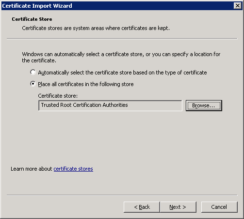 windows-7-certificate-store
