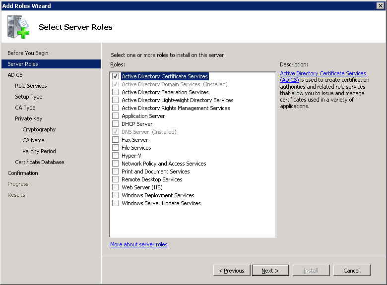 windows-server-2008-add-roles-ad-certificate-services
