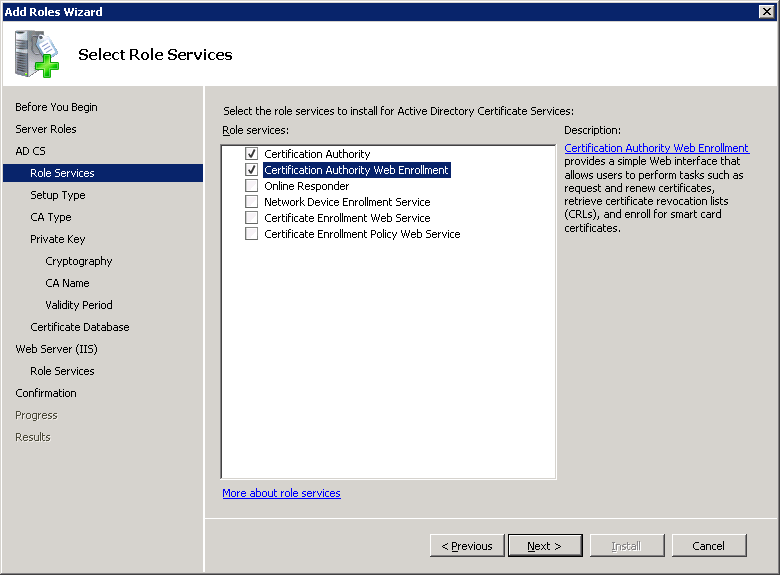windows-server-2008-add-roles-ca-web-enrollment