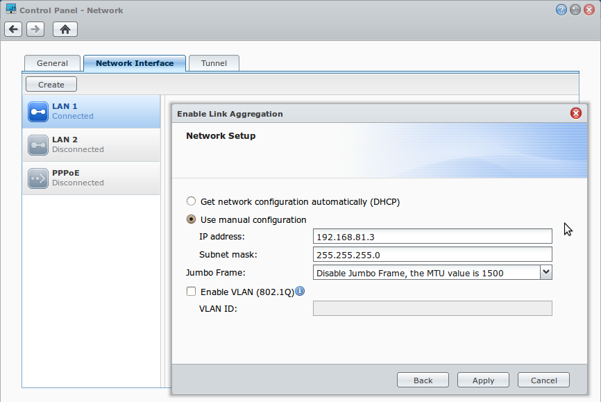 how to find your synology ip address
