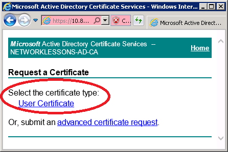 windows-7-user-certificate-request