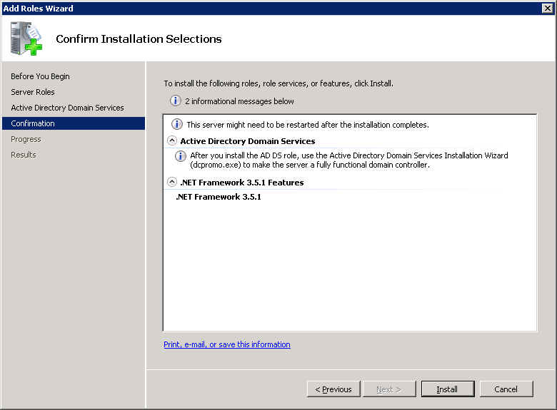 windows-server-2008-active-directory-install-confirm