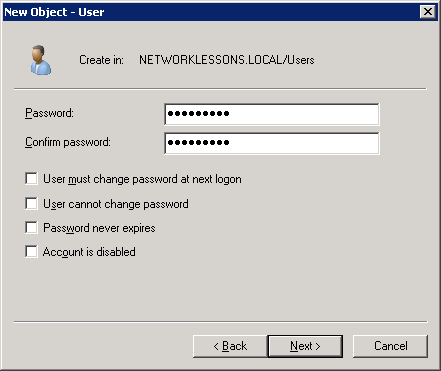 windows-server-2008-ad-user-password