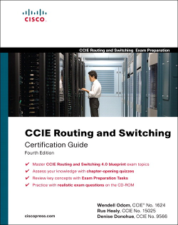 CCIE Routing and Switching Certification Guide 4th Edition Book