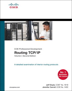 Routing TCP/IP Volume 1 Book