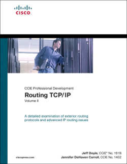 Routing TCP/IP Volume 2 Book
