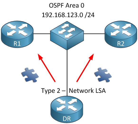 OSPF LSA Type 2