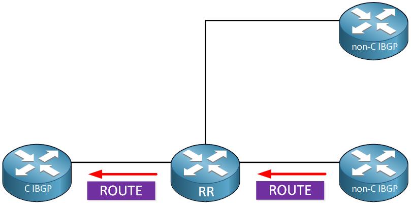 Bgp Route Reflector Rule1