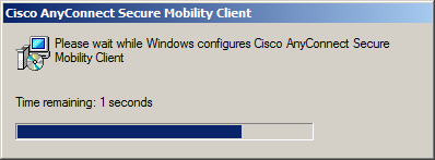 Cisco Anyconnect Installer