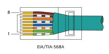 568b Wiring Diagram Public Domain Wiring Diagram