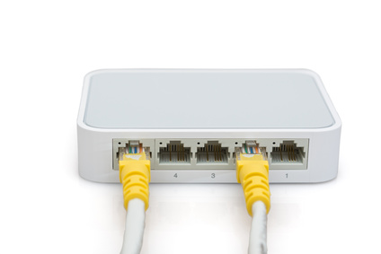 small network switch