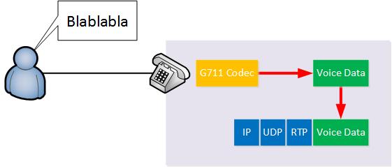 g711 voice codec