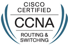 Ccna Certified Routing Switching Logo
