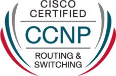 Ccnp Certified Routing Switching Logo