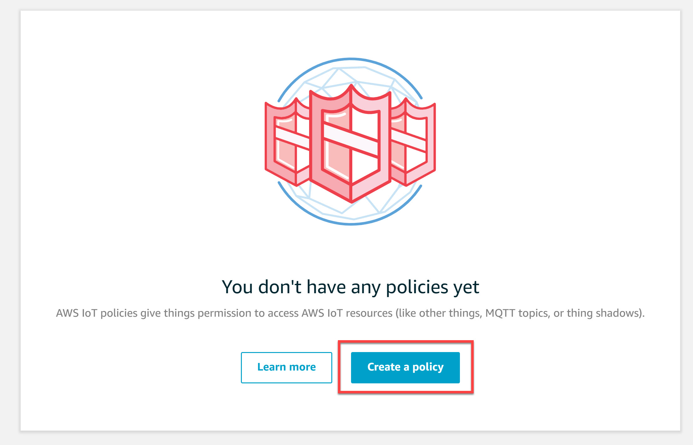Aws Iot Create Policy