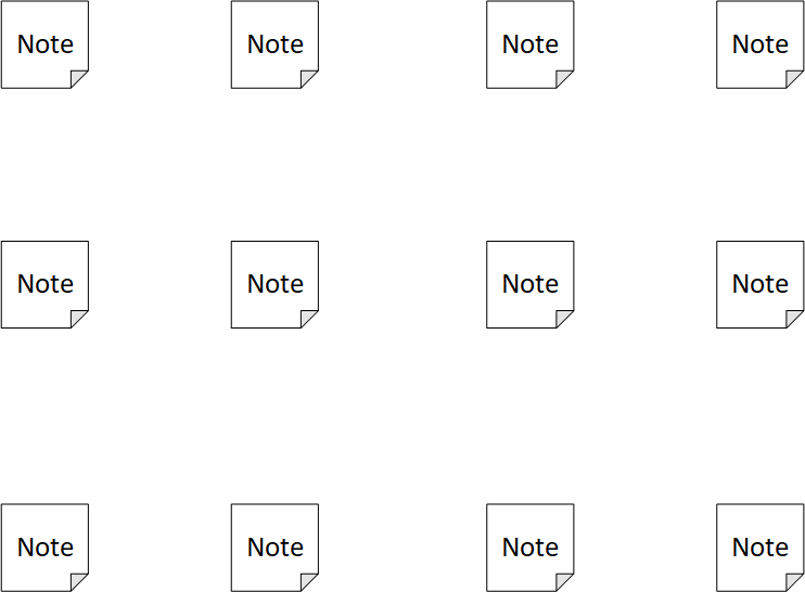 Separate Notes