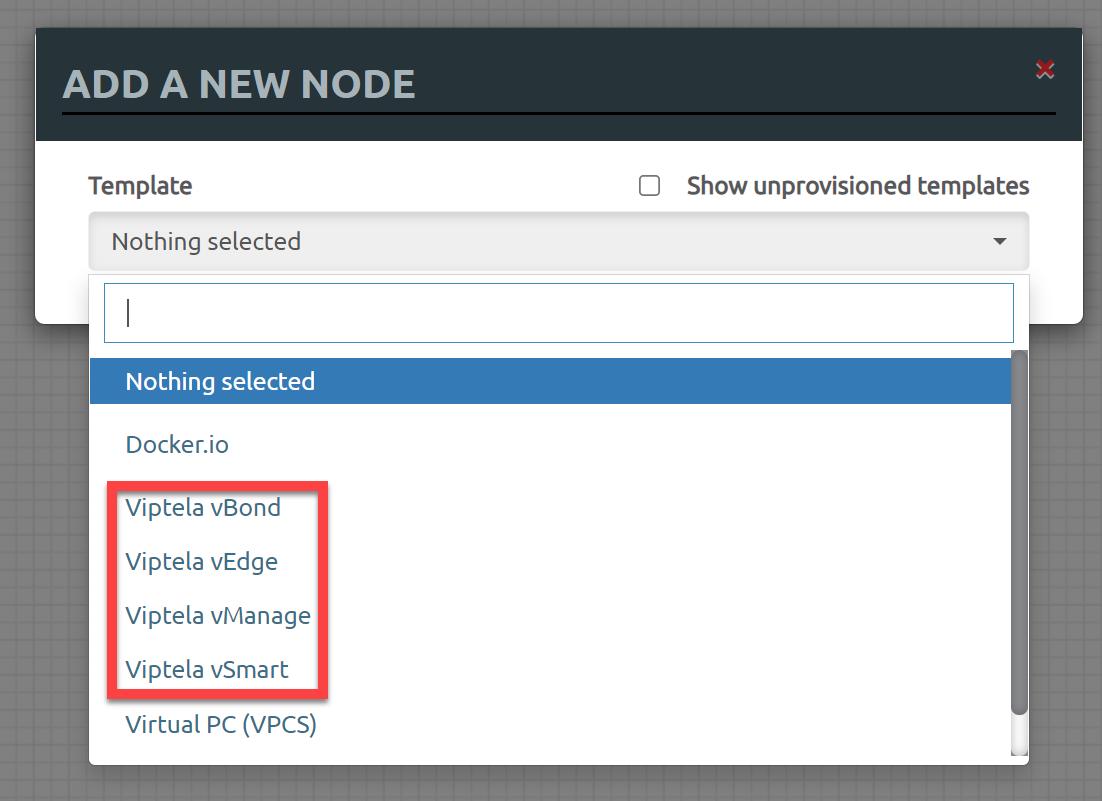 Eve Ng Add New Node Cisco Sd Wan Images